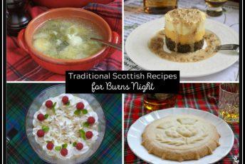 Traditional Scottish Recipes for Burns Night
