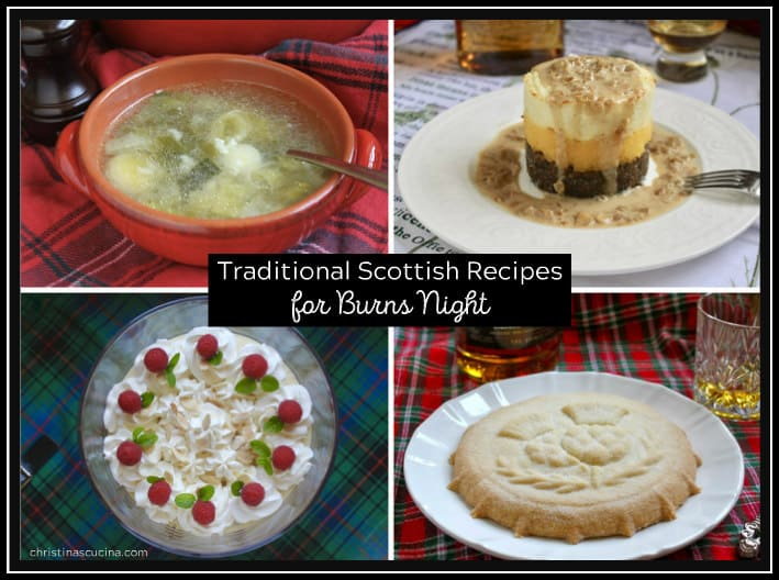 Traditional Scottish Recipes for Burns Night