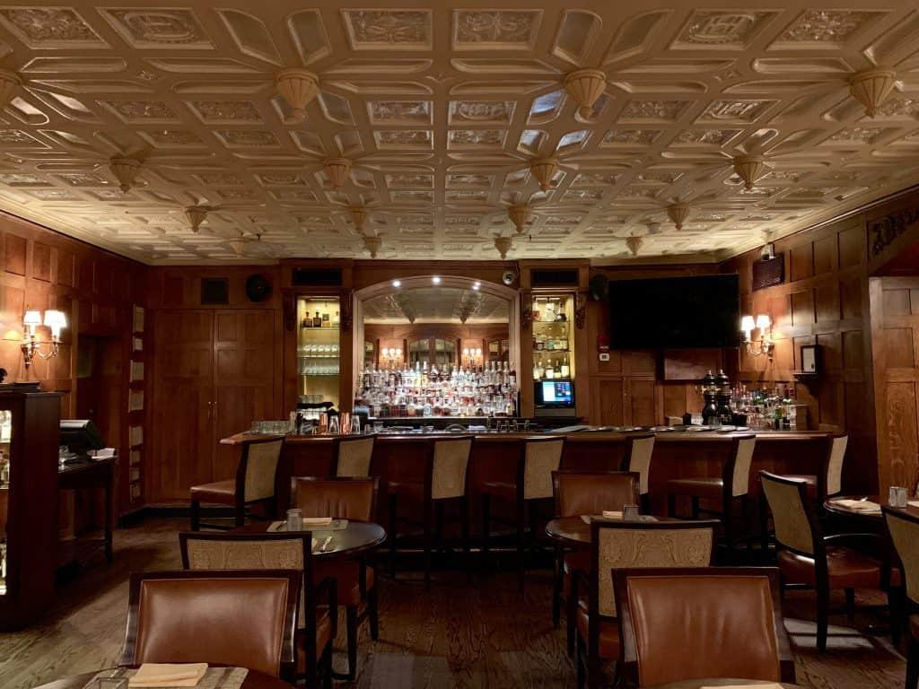 Oak Bar Hermitage Hotel