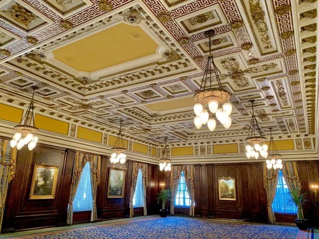 Hermitage Hotel ballroom, Nashville