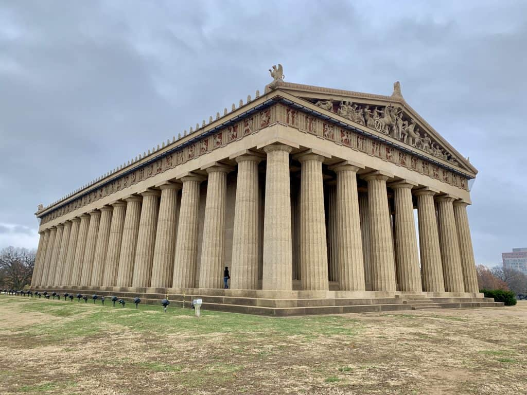 The Parthenon, Nashville, Tennessee