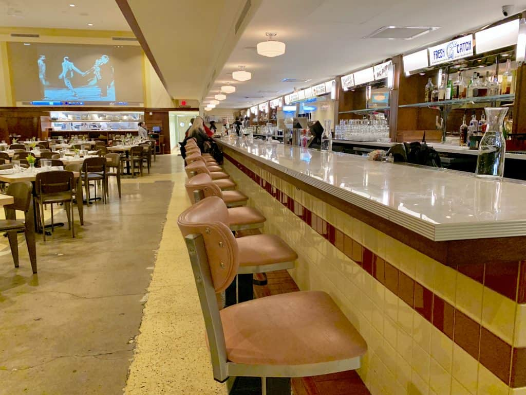 Woolworth's Lunch counter Nashville