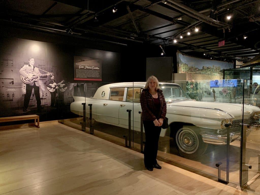 Elvis's Cadillac