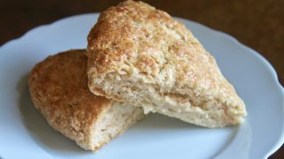 British Apple Scones