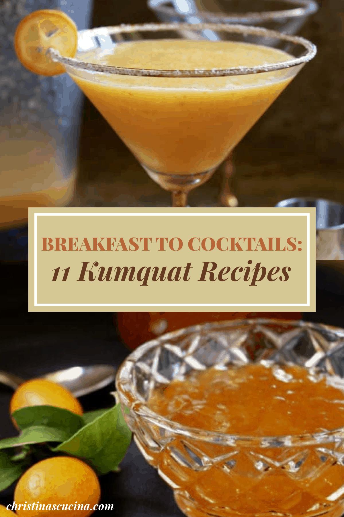 kumquat recipes pin