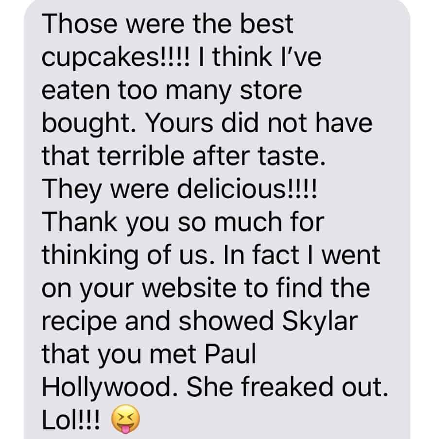 cupcake review