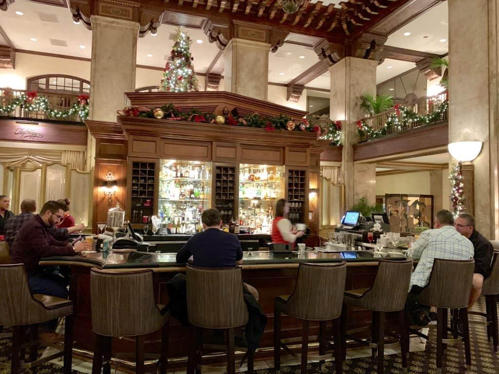 Peabody bar