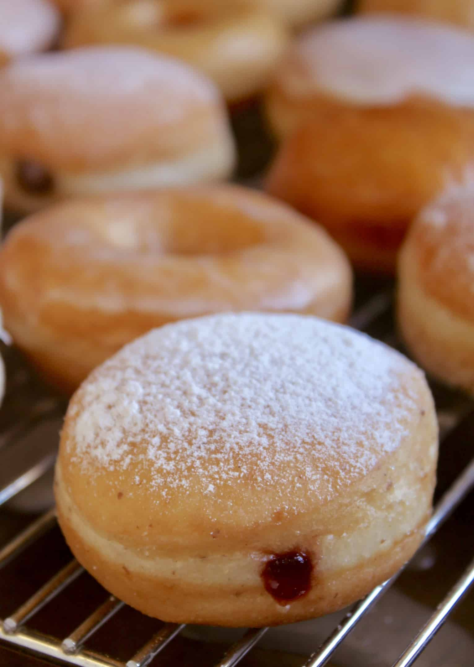 Perfect Vegan Doughnuts Made With Yeast Original Vegan Donut Recipe Christina S Cucina