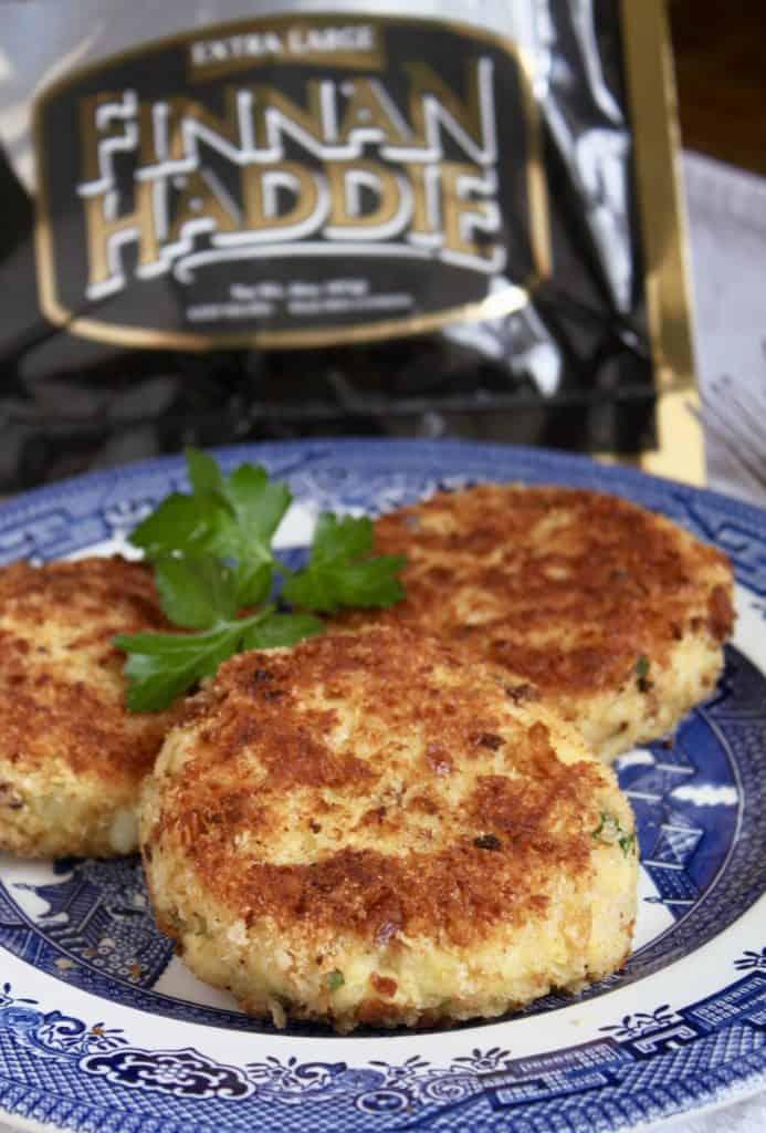Stonington Seafood smoked haddock fishcakes
