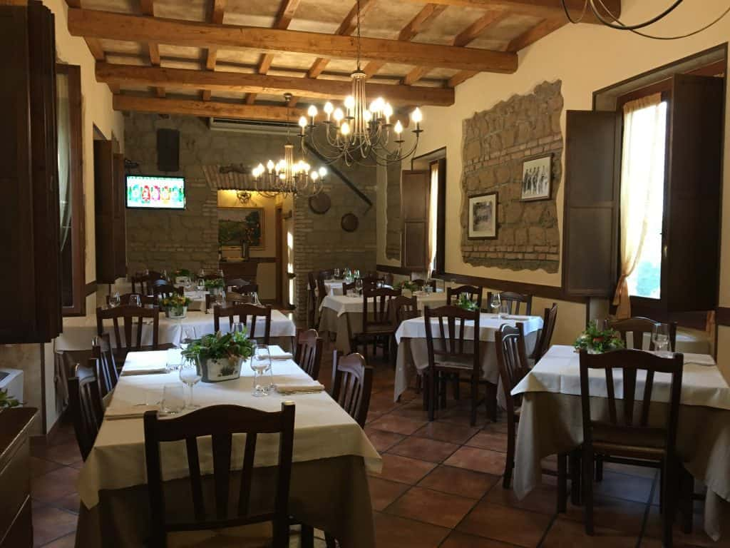Restaurant at Rio Coverino