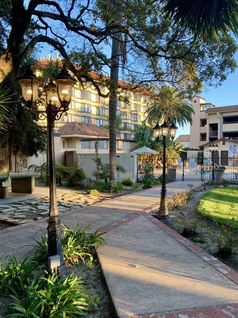Santa Maria Inn exterior