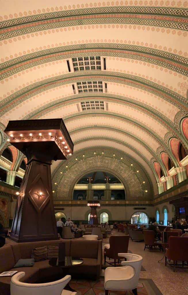 union station grand hall
