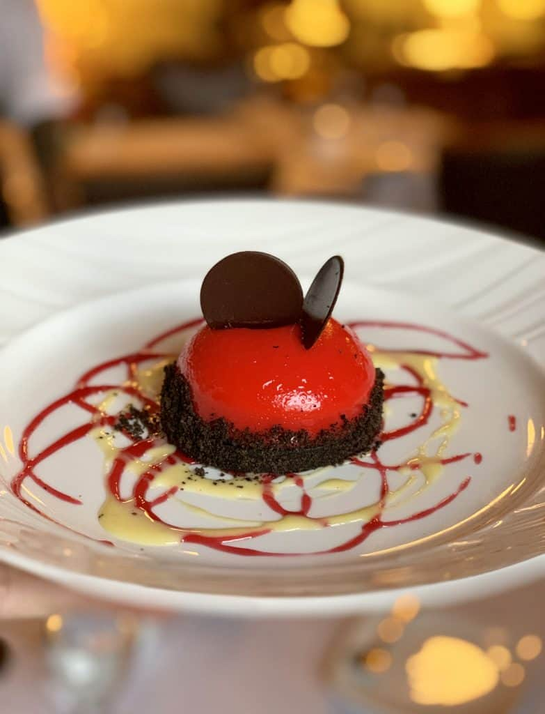 Oreo Dessert Station Grille