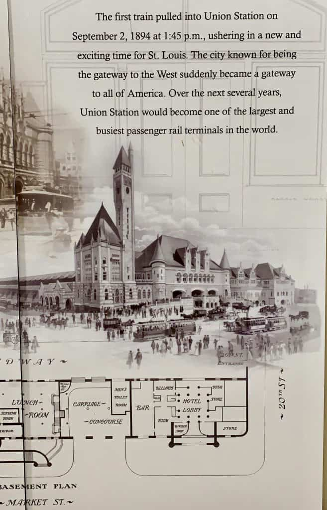 historic St Louis Union Station Hotel