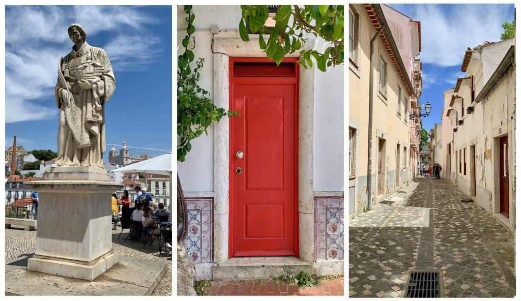Lisbon scenes