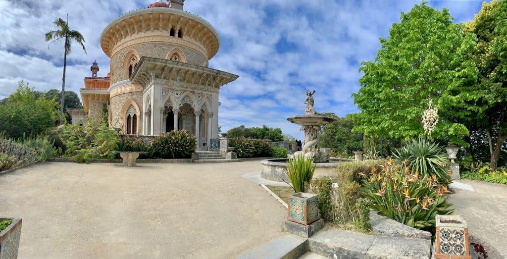 Palace de Montserrate