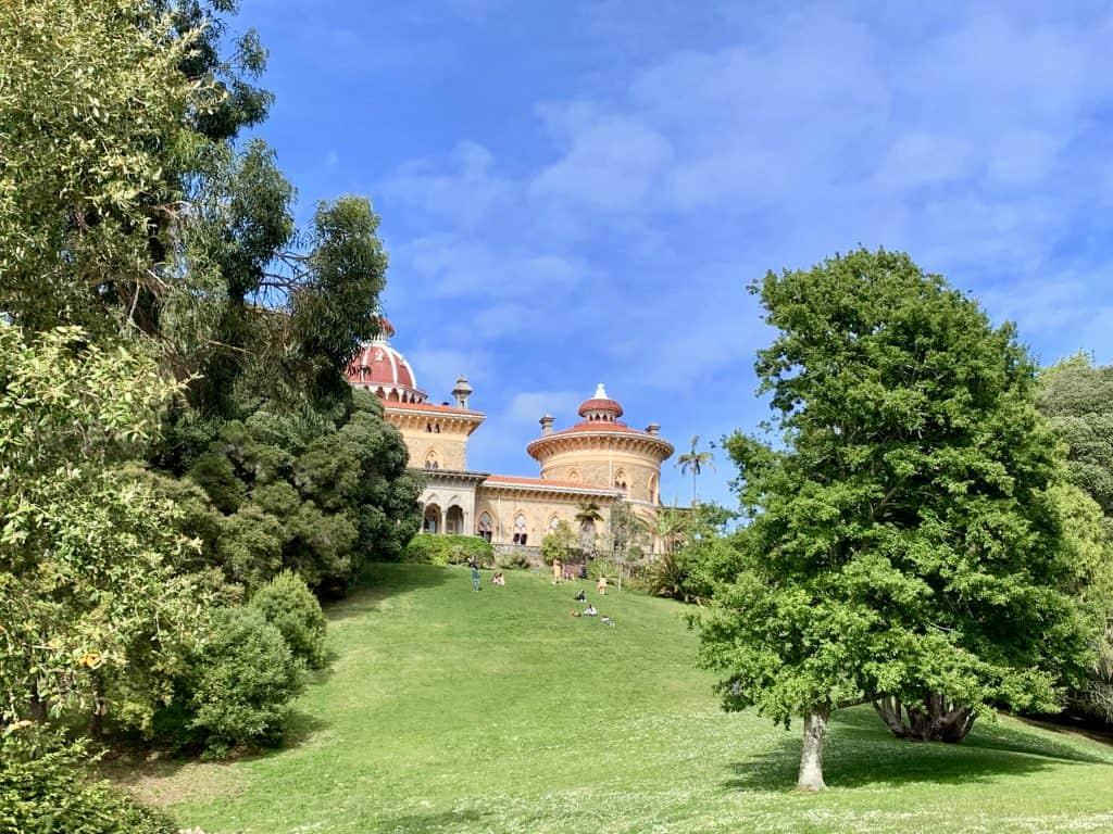 Montserrate Palace, Sintra