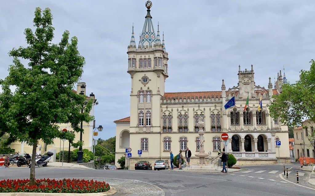 Sintra-town