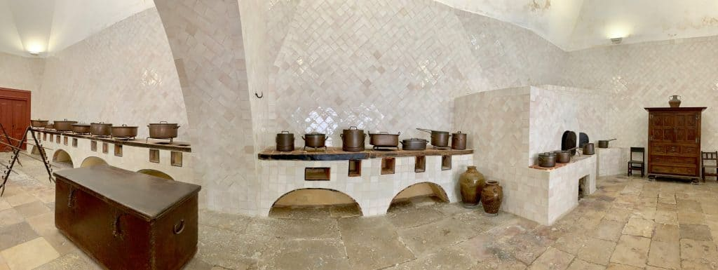 National Palace kitchen, Sintra
