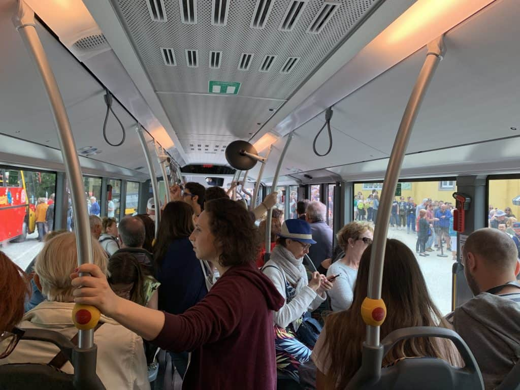 Sintra bus