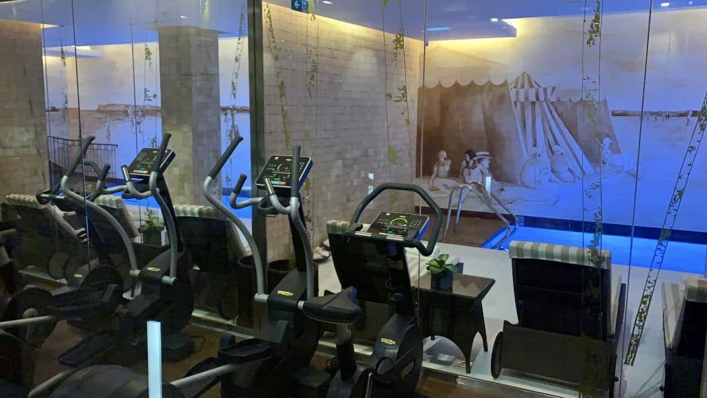 Heritage Avenida Liberdade hotel gym