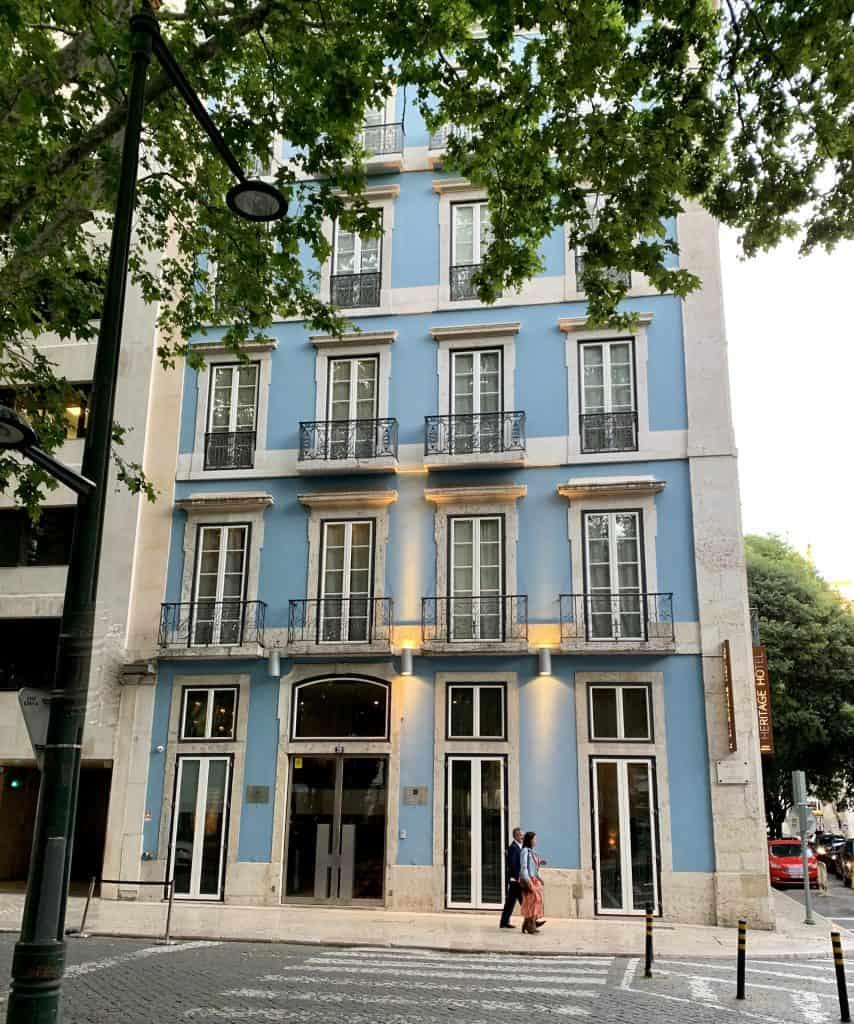 Lisbon Heritage Hotel