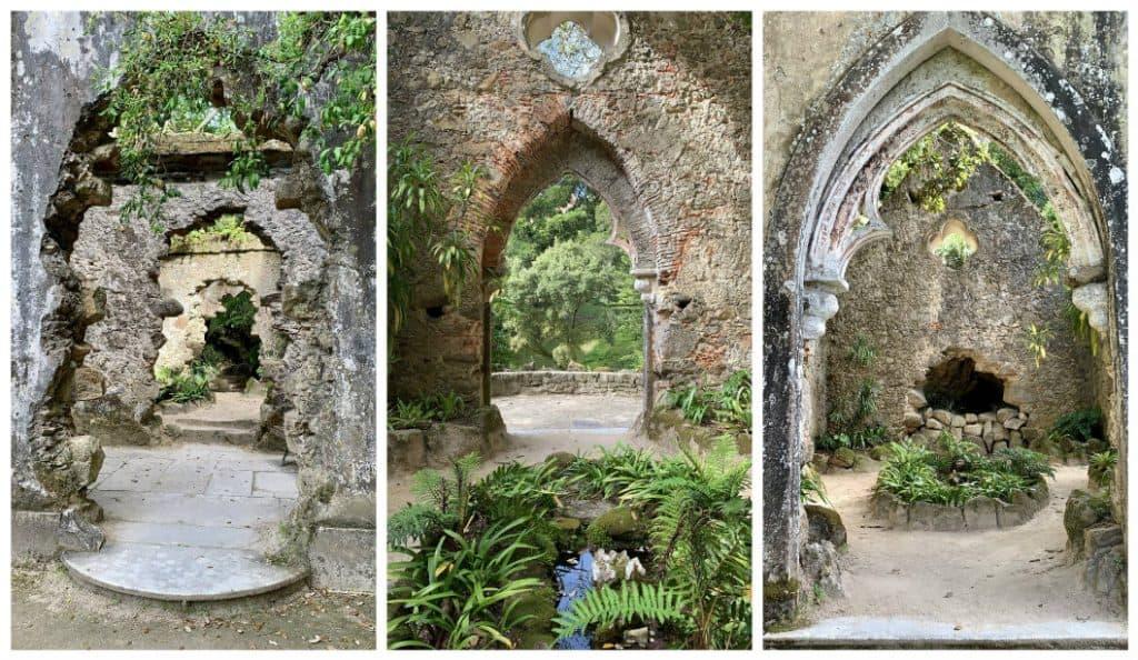 Montserrate garden arches