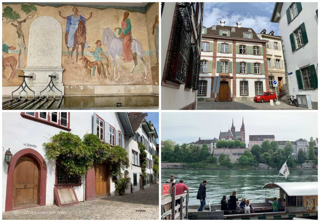 Collage of Basel
