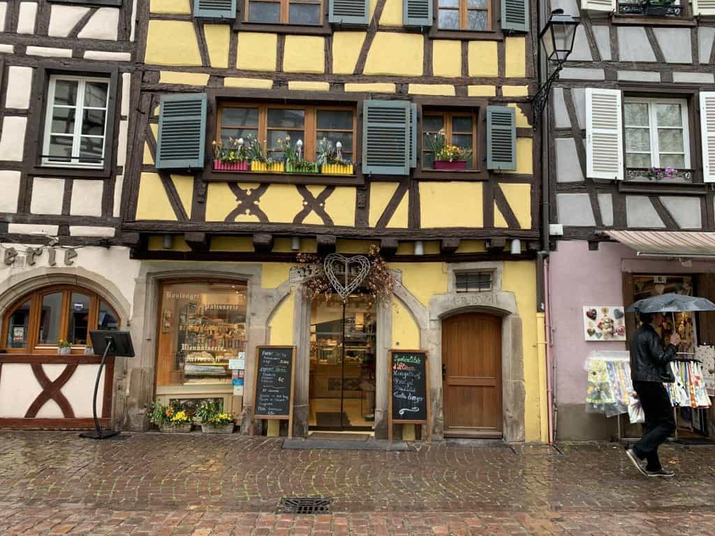 Bakery in Colmar, France