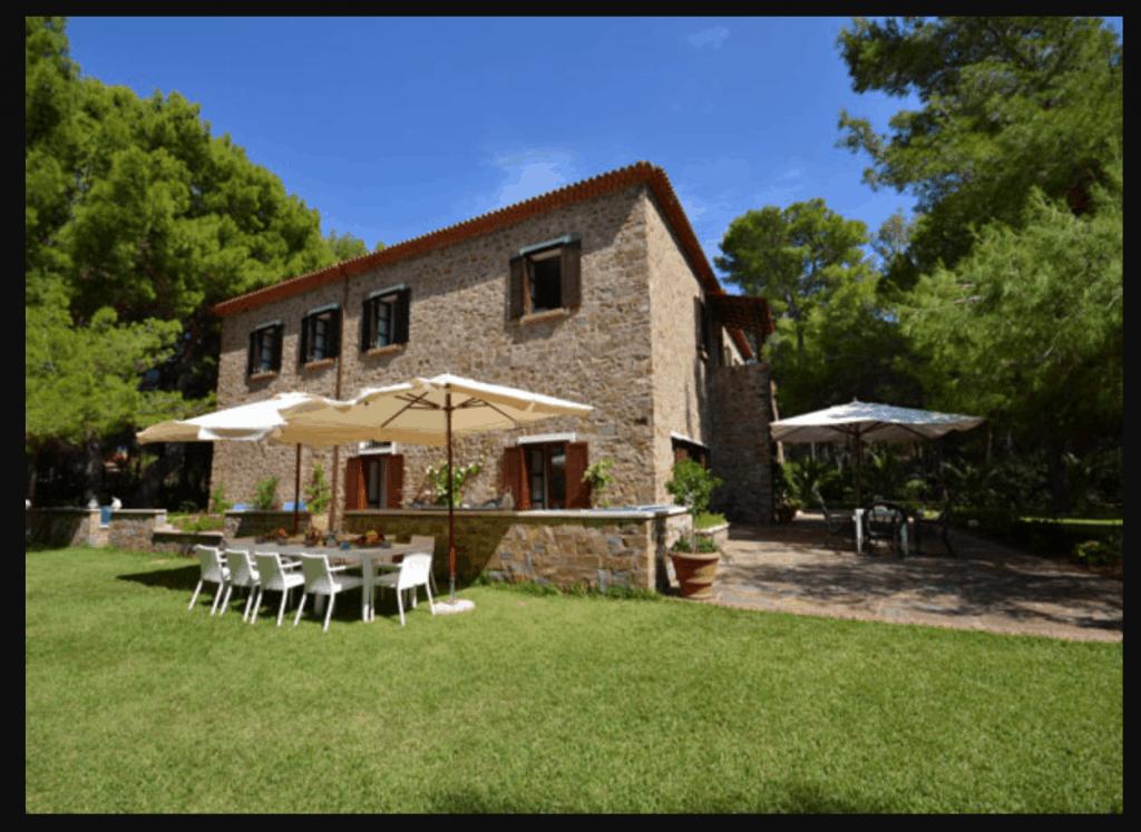 Villa Sirena Punta Licosa
