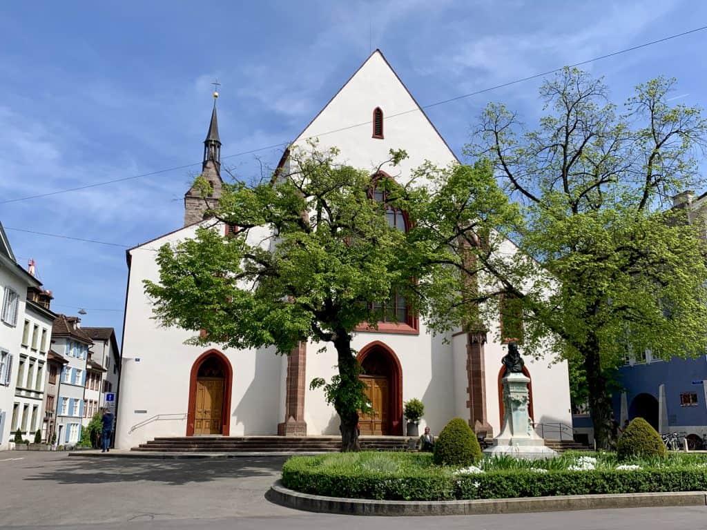 Church in Basel