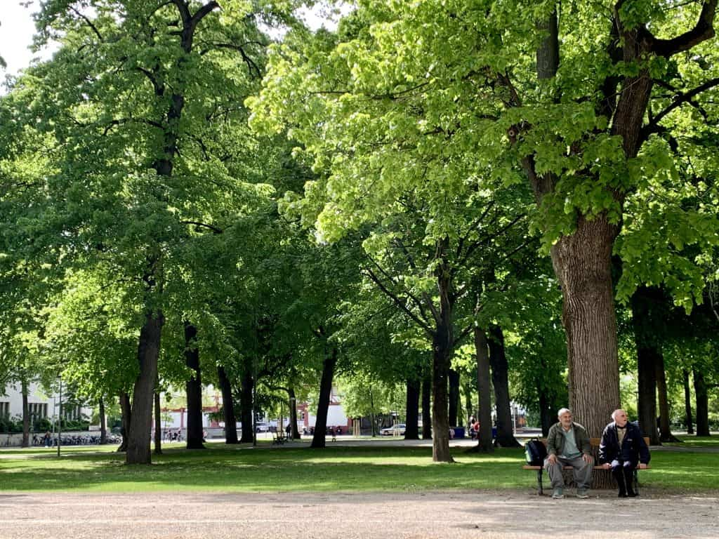 Park in Basel
