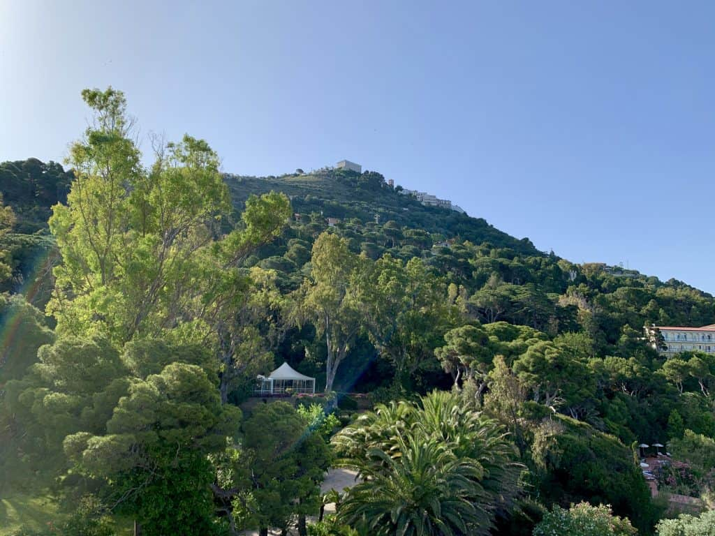 view of Castellabate