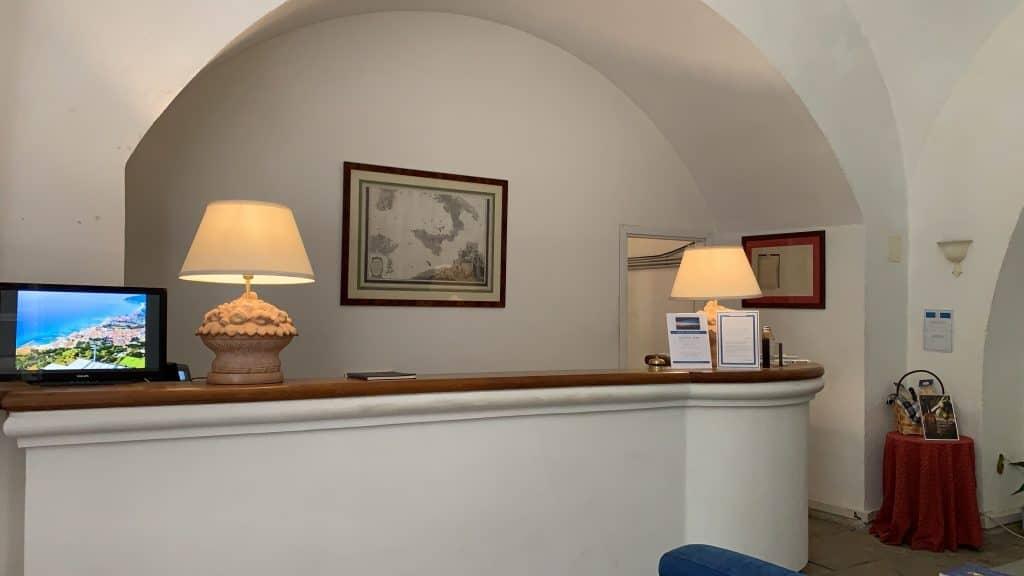 palazzo belmonte reception