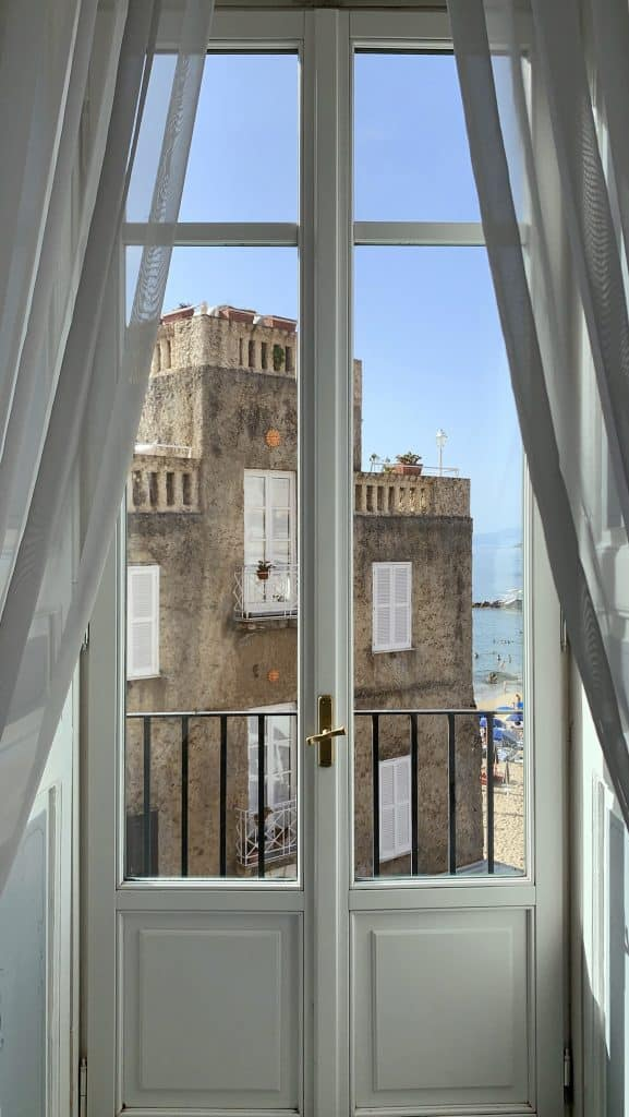 View of Torre Perrotti