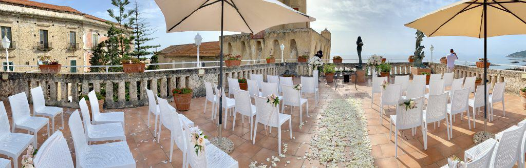 Torre Perrotti wedding