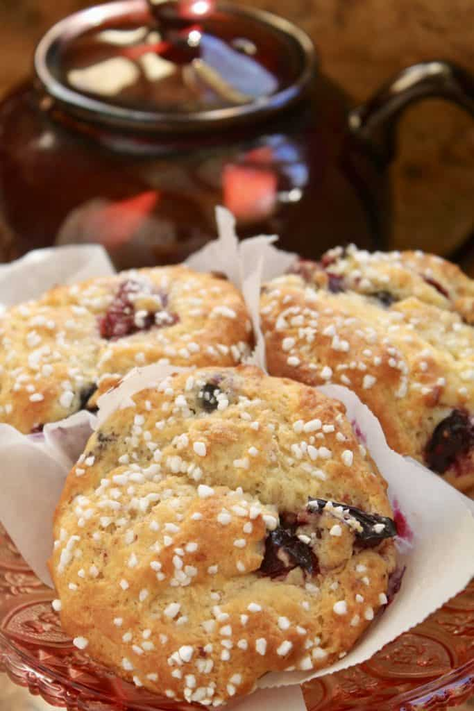 best muffin recipe ever mixed fruit