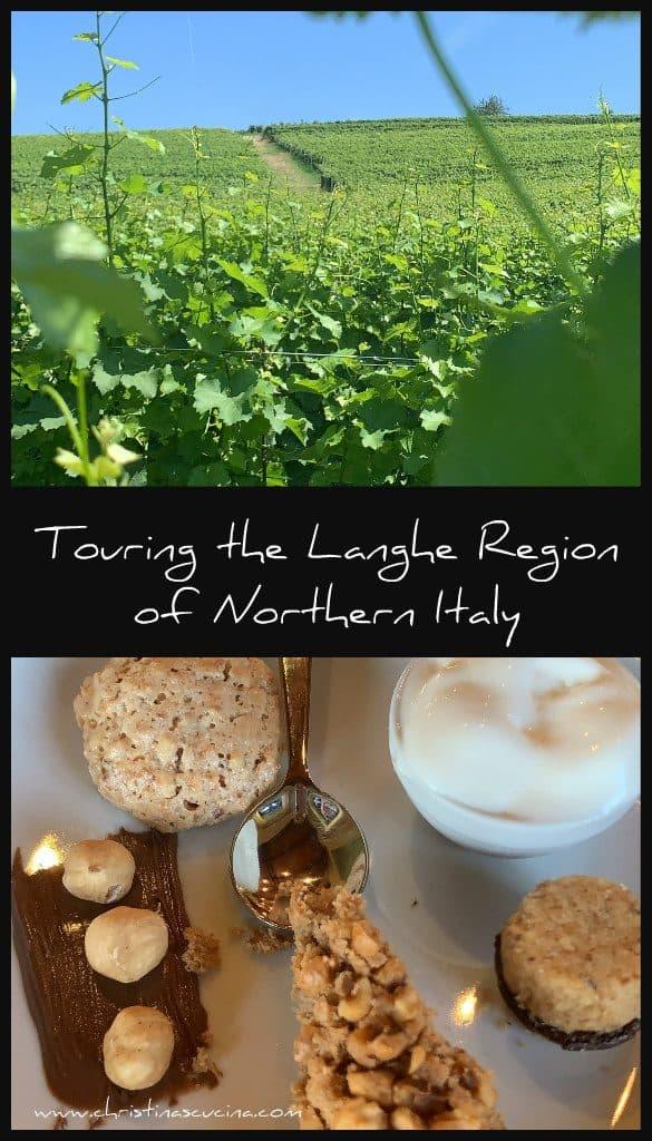 touring langhe region pin