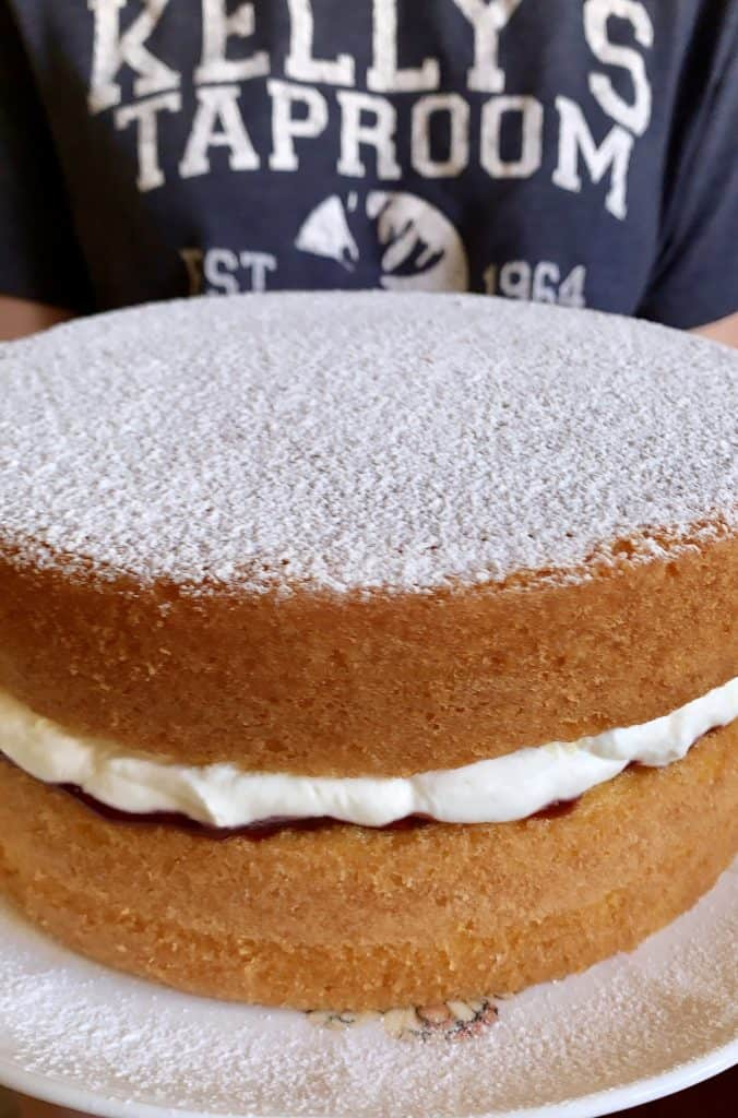 Victoria Sandwich Traditional British Afternoon Tea Cake Recipe For Us Kitchens Christina S Cucina