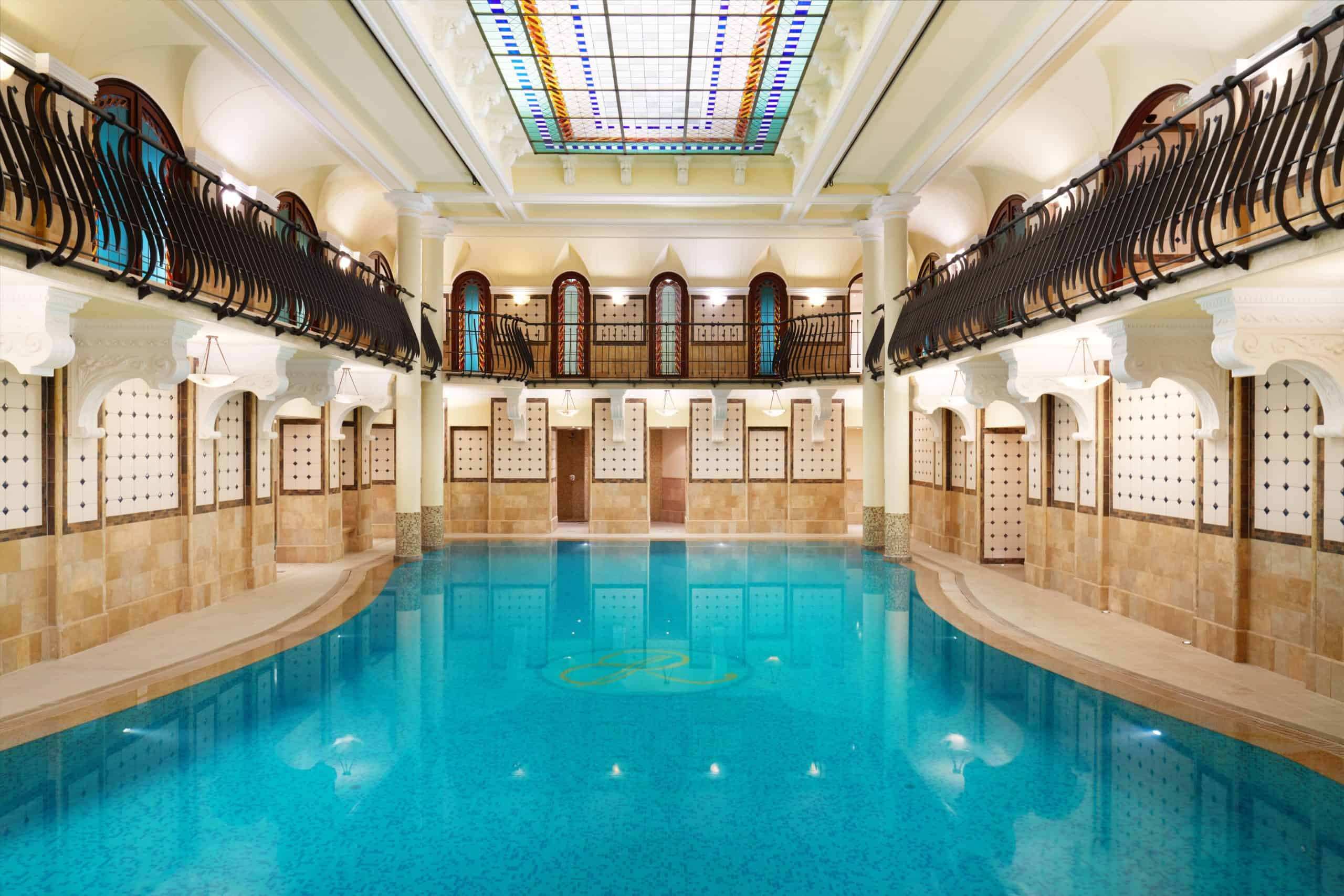 the Royal Spa at the Corinthia Budapest
