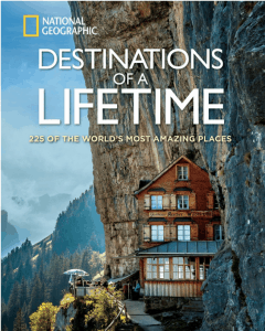 destination book 2019 holiday gift ideas