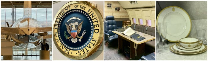 Air Force One Collage