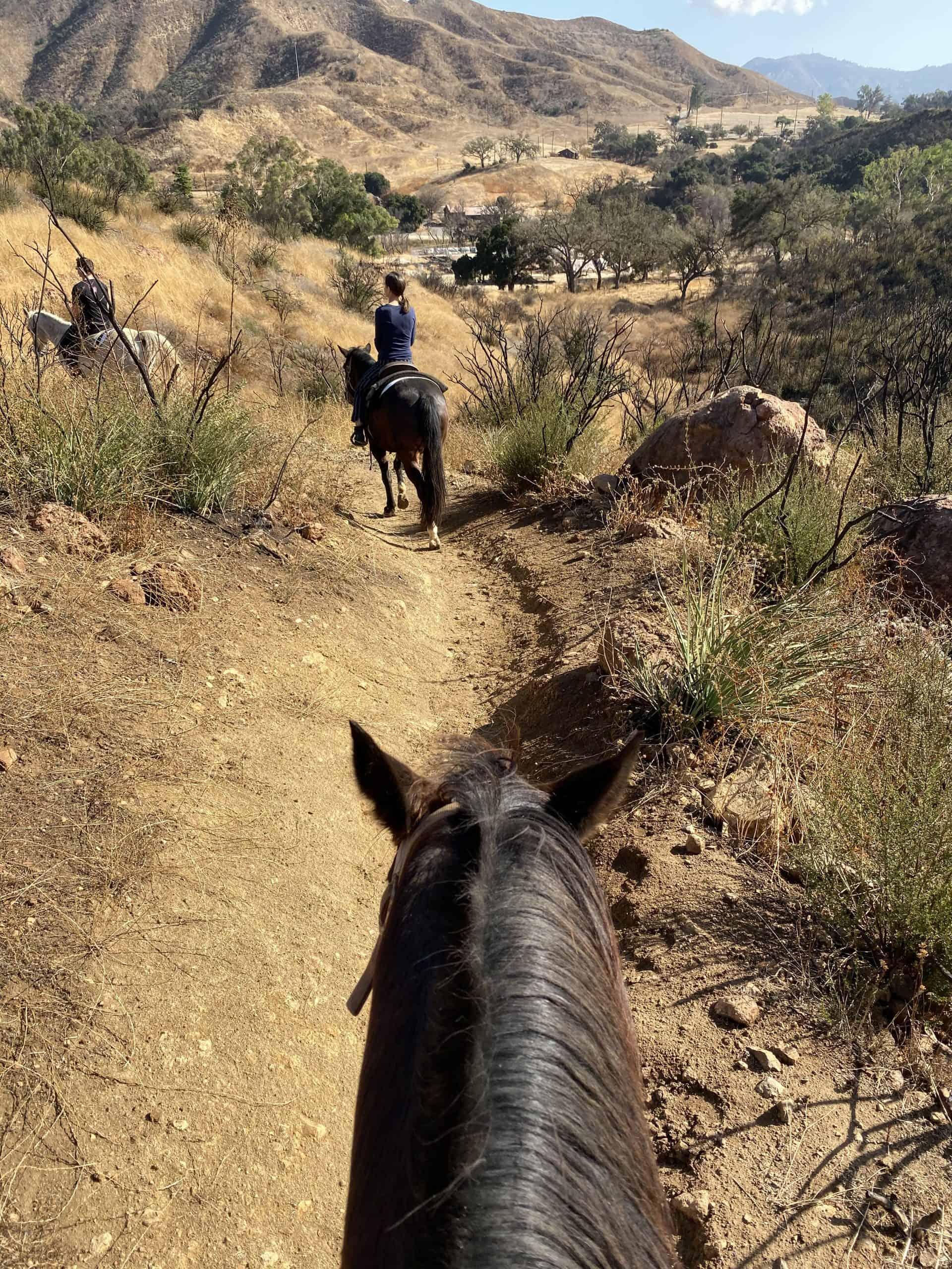 Malibu riders discover the Conejo valley