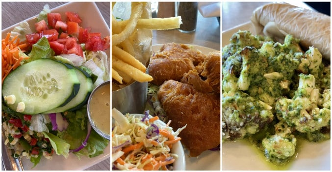 discover the conejo valley at lure fish house