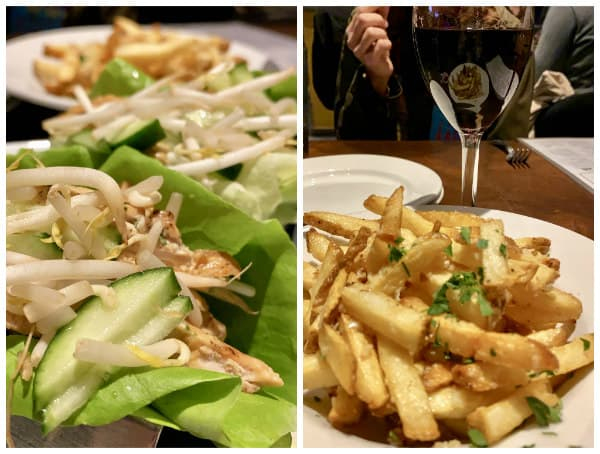 discover the Conejo Valley at Twisted Oak Tavern food