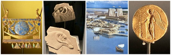 discover the Conejo Valley artifacts from Egypt