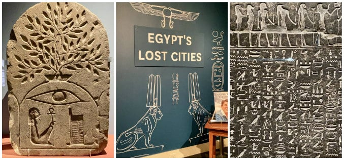 Egypt's Lost Cities at the Reagan Library