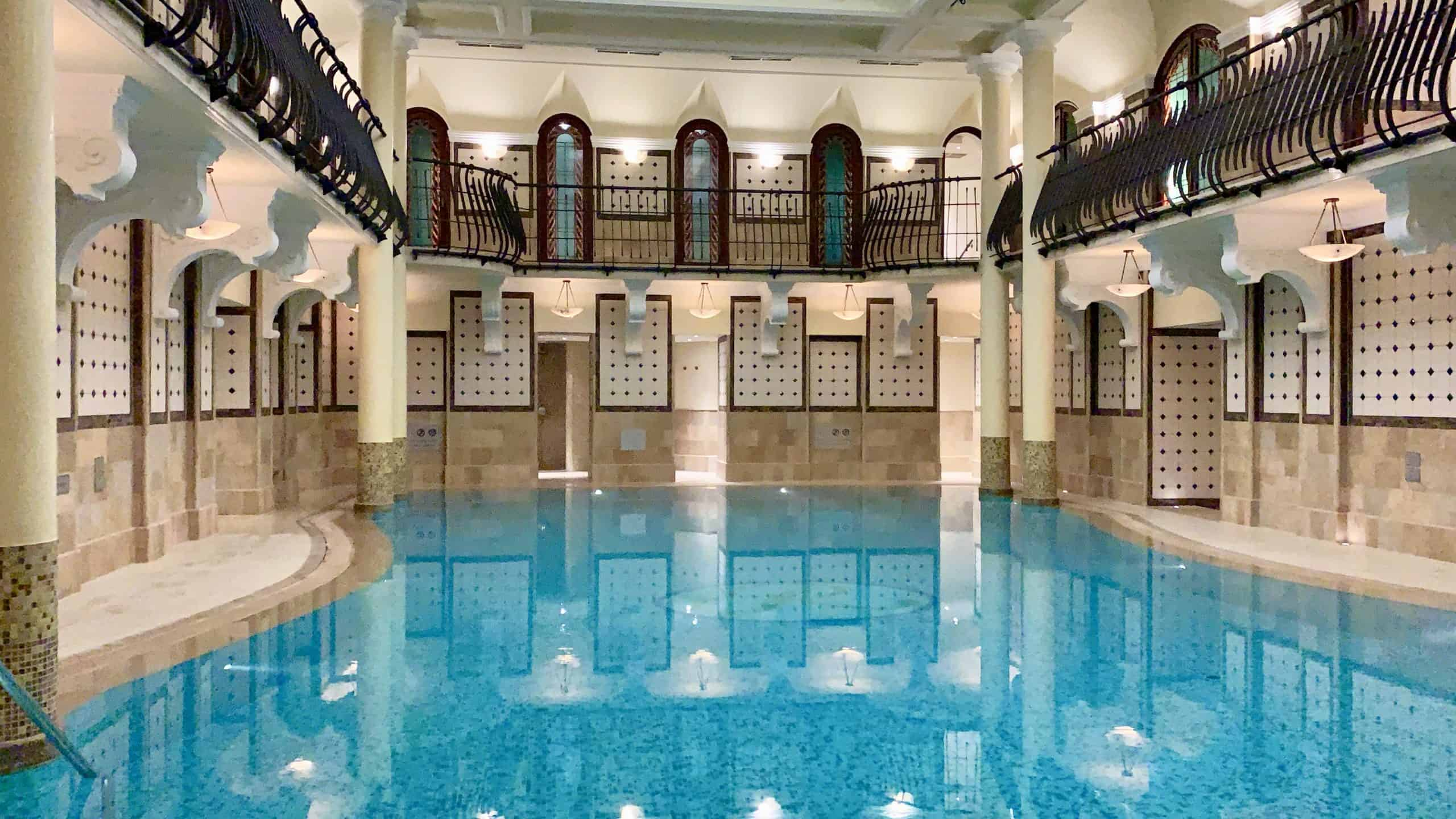 Royal Spa at the Corinthia Budapest Hotel