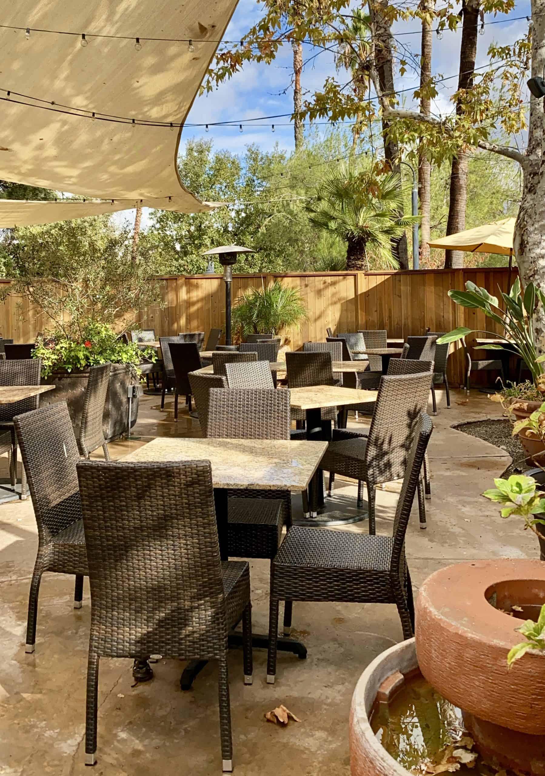adobe cantina patio