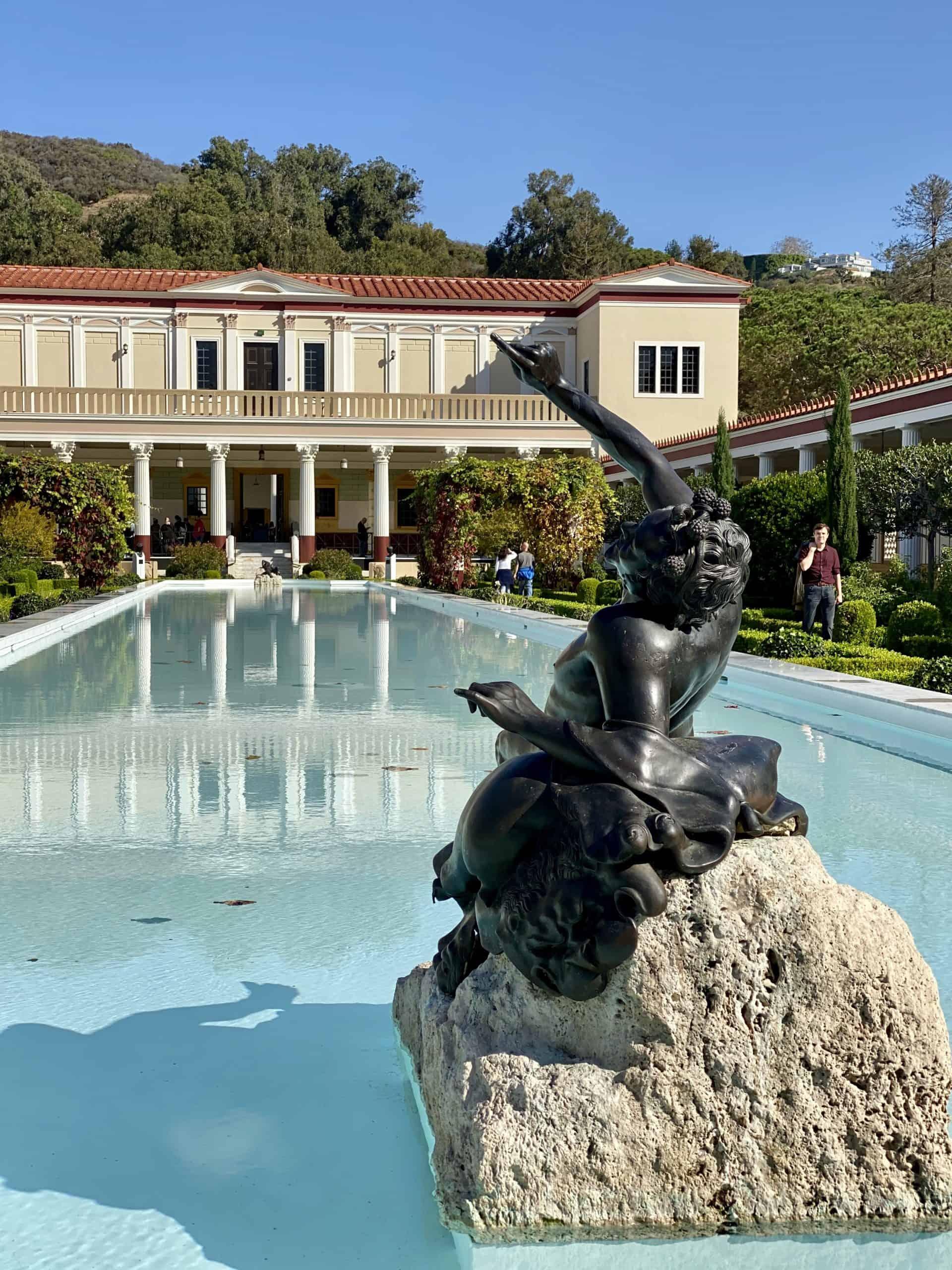 discover the Conejo Valley at the Getty Villa
